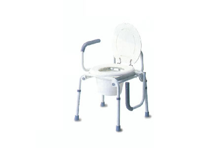 2 in 1 commode toilet seat raiser